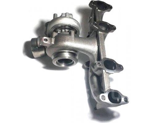 Турбина (двигатель AXB / AXC) VW Transporter T5 1.9TDI 63kW / 77kW 2003-2009 93032 NISSENS (Дания)