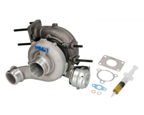 Турбина (двигатель AVR / ANJ) Volkswagen LT 2.5TDI 80kW 1999-2006 93053 NISSENS (Дания)