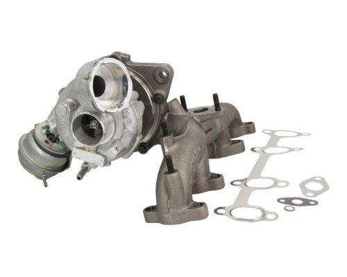Турбина (двигатель BMM) VW Caddy III 2.0TDI 103kW 2007-2010 93099 NISSENS (Дания)