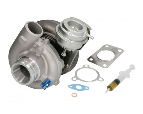 Турбина (двигатель AHY / AXG, заводская реставрация) VW Transporter T4 2.5TDI 111kW 2000-2003 93175 NISSENS (Дания)