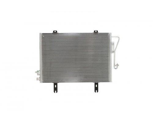 Радиатор кондиционера (510x380x16мм) Renault Kangoo 1997-2008 94324 NISSENS (Дания)