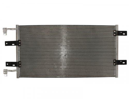 Радиатор кондиционера (690x380x16мм) Renault Trafic II / Opel Vivaro A 2.5dCi 99kW 2003-2014 94678 NISSENS (Дания)
