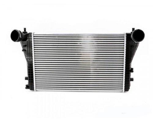 Радиатор интеркулера (двигатель BJB) VW Caddy III 1.9TDI 04-10 9513J8-1POLCAR (Польша)
