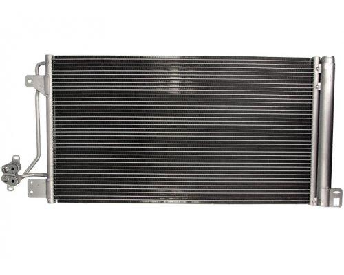 Радиатор кондиционера VW Transporter T5 1.9TDI / 2.5TDI / 2.0 (бензин) / 3.2 (бензин) 2003-2009 9572C1 PROFIT (Чехия)