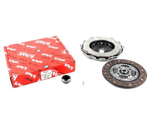 Комплект сцепления (корзина, диск, выжимной, d=240) Peugeot Partner II / Citroen Berlingo 1.6HDi II 2008- 961852 KAWE (Нидерланды)