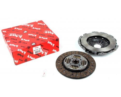 Комплект сцепления (корзина + диск) Renault Trafic II / Opel Vivaro A 1.9dCi 01-14 962076 KAWE (Нидерланды)