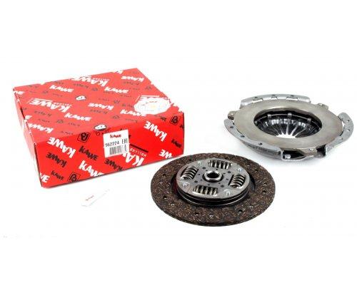 Комплект сцепления (корзина + диск) Renault Trafic II / Opel Vivaro A 2.0dCi 06-14 962224 KAWE (Нидерланды)