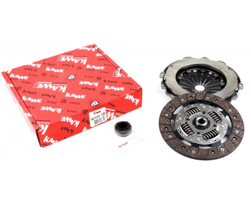 Комплект сцепления (корзина, диск, выжимной, до 2002 г.в) Fiat Scudo 2.0JTD 69kW 1995-2002 962245 KAWE (Нидерланды)