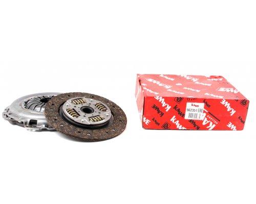 Комплект сцепления (корзина + диск) MB Sprinter 906 (двигатель OM646) 2.2CDI 2006- 962351 KAWE (Нидерланды)
