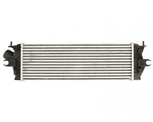 Радиатор интеркулера Renault Trafic II / Opel Vivaro A 2.0dCi, 2.5dCi 107kW 03-14 96583 NISSENS (Дания)