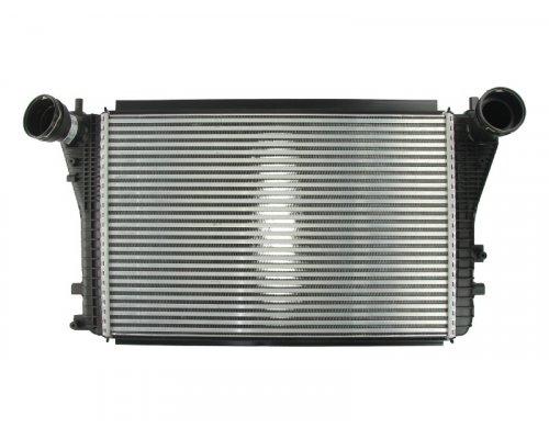 Радиатор интеркулера (двигатель BJB) VW Caddy III 1.9TDI 04-10 96610 NISSENS (Дания)