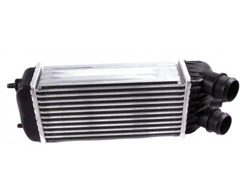 Радиатор интеркулера (300х157х80мм) Fiat Scudo II / Citroen Jumpy II / Peugeot Expert II 1.6HDi 2007- 96613 NISSENS (Дания)