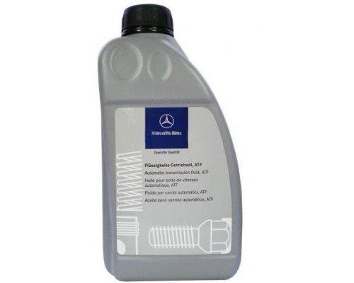 Жидкость ГУР желтая (0.5л) MB Sprinter 906 2006- A0009898803 MERCEDES (Оригинал, Германия)