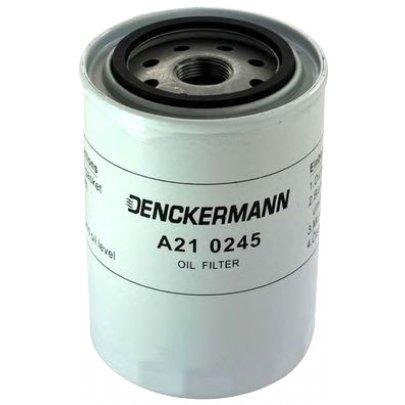 Масляный фильтр (с 2002 г.в.) Fiat Ducato 2.3JTD 2002-2006 A210245 DENCKERMANN (Польша)