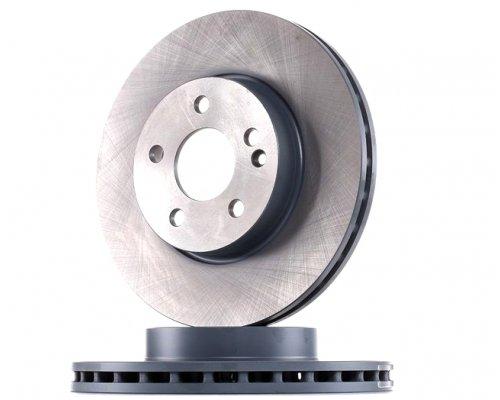Тормозной диск передний (300х28мм) MB Vito 639 2003- A6394210012 MERCEDES (Оригинал, Германия)