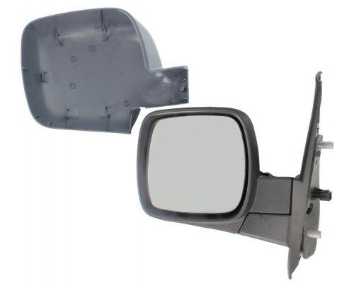 Зеркало левое электрическое (с подогревом) Renault Kangoo II 2008-2013 5030041 AUTOTECHTEILE (Германия)
