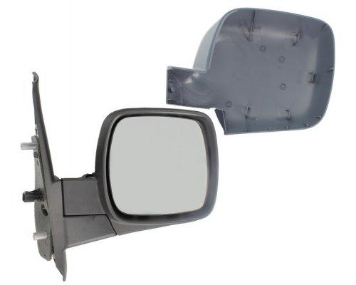 Зеркало правое электрическое (с подогревом) Renault Kangoo II 2008-2013 5030042 AUTOTECHTEILE (Германия)