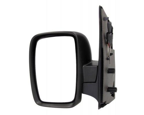 Зеркало левое механическое (с одним вкладышем) Fiat Scudo II / Citroen Jumpy II / Peugeot Expert II 2007- A9264955 ALKAR (Тайвань)