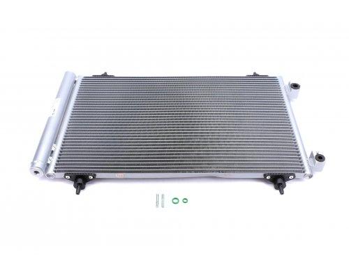 Радиатор кондиционера Fiat Scudo II / Citroen Jumpy II / Peugeot Expert II 1.6HDi, 2.0HDi 2007- AC487000S MAHLE (Австрия)