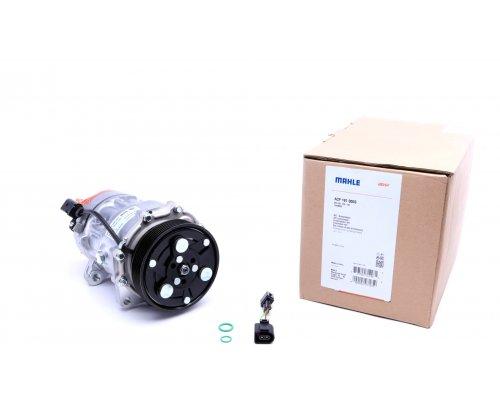Компрессор кондиционера VW Transporter T5 1.9TDI / 2.0TSI / 2.0, 3.2 бензин 2003- ACP191000S MAHLE (Австрия)