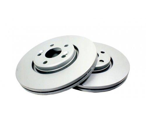 Тормозной диск передний (300х28мм) MB Vito 639 2003- ADC1627V COMLINE (Великобритания)