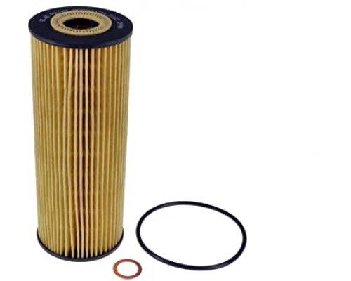 Масляный фильтр MB Vito 638 2.0 / 2.3 (бензин) 1996-2003 ADG02105 Blue Print (Польша)