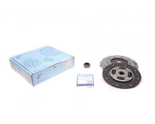 Комплект сцепления (корзина, диск, выжимной, d=240) Peugeot Partner II / Citroen Berlingo 1.6HDi II 2008- ADK83058 BLUE PRINT (Польша)