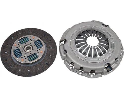 Комплект сцепления (корзина, диск) Renault Master II 2.2dCi, 2.5dCi / Opel Movano 2.2DTI, 2.5DTI 1998-2010 ADN130139 BLUE PRINT (Польша)