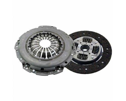 Комплект сцепления (корзина + диск) MB Sprinter 906 (двигатель OM646) 2.2CDI 2006- ADP153077 BLUE PRINT (Польша)