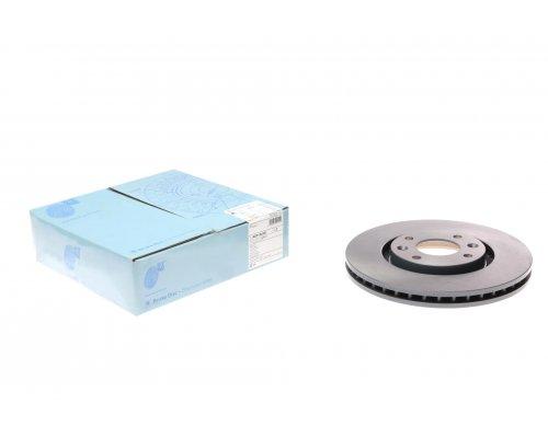 Тормозной диск передний (283x26мм) Peugeot Partner II / Citroen Berlingo II 2008- ADP154301 BLUE PRINT (Польша)