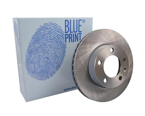 Тормозной диск передний (302х28мм) Renault Master III / Opel Movano B 2010- ADR164312 BLUE PRINT (Польша)