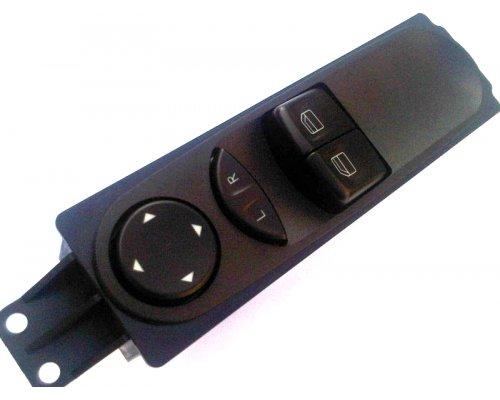 Панель управления стеклоподъемником / зеркалом левая MB Sprinter 906 2006- AN-432 MCAR