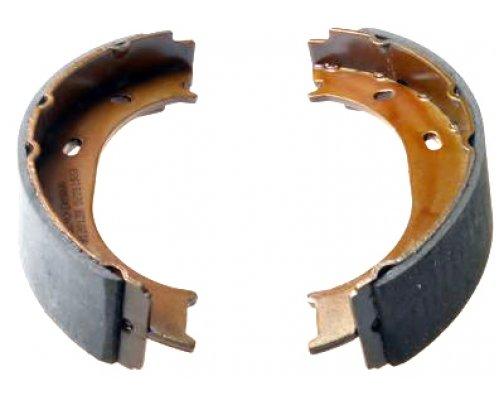 Колодки ручника (без пружинок) VW LT 28-35 1996-2006 B120128 DENCKERMANN (Польша)