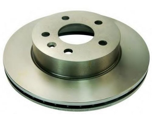 Тормозной диск передний вентилируемый (276х22мм) MB Vito 638 1996-2003 B130035 DENCKERMANN (Польша)