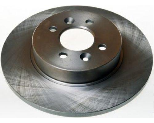 Тормозной диск задний (полный привод, D=280mm) Renault Kangoo 97-08 B130377 DENCKERMANN (Польша)