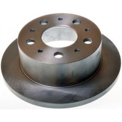 Тормозной диск задний (280x16мм, R16) Fiat Ducato / Citroen Jumper / Peugeot Boxer 2002-2006 0986479S86 BOSCH (Германия)