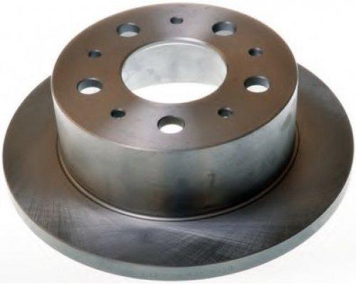 Тормозной диск задний (280x16мм, R16) Fiat Ducato / Citroen Jumper / Peugeot Boxer 2002-2006 B130438 DENCKERMANN (Польша)