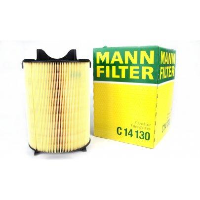 Фильтр воздушный   VW Caddy III 1.2 / 1.6 / 2.0 / 2.0SDI  04- C14130 MANN (Германия)