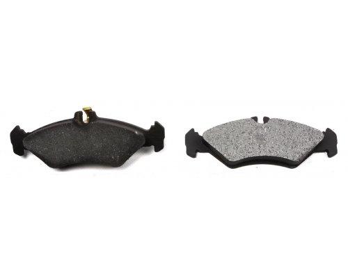 Тормозные колодки задние (141x50x17мм) MB Sprinter 208-316 1995-2006 AST620 AST