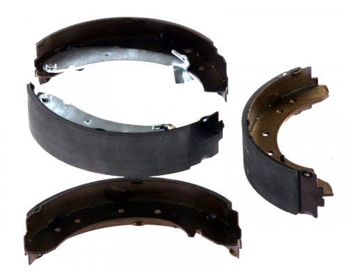Задние барабанные тормозные колодки Fiat Scudo II / Citroen Jumpy II / Peugeot Expert II 2007- BC07120 STARLINE (Чехия)