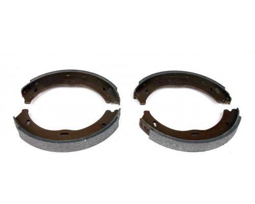 Колодки ручника (186x20) MB Vito 639 2003- BC09720 STARLINE (Чехия)