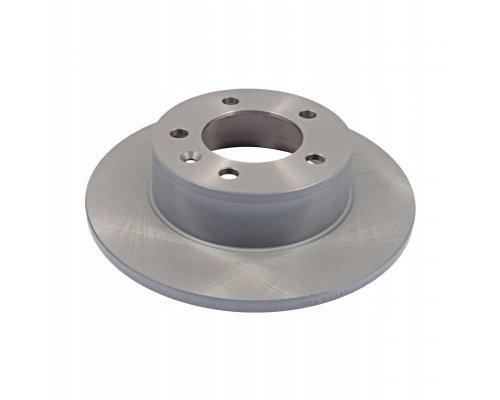 Тормозной диск задний (305х12мм) Renault Master II / Opel Movano 1998-2010 BDC5348 QH (Германия)