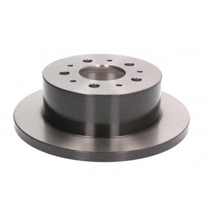 Тормозной диск задний (280x16мм, R15) Fiat Ducato / Citroen Jumper / Peugeot Boxer 2002-2006 BDC5364 QH (Германия)