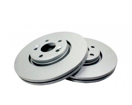 Тормозной диск передний (300х28мм) MB Vito 639 2003- BDC5428 QH (Германия)