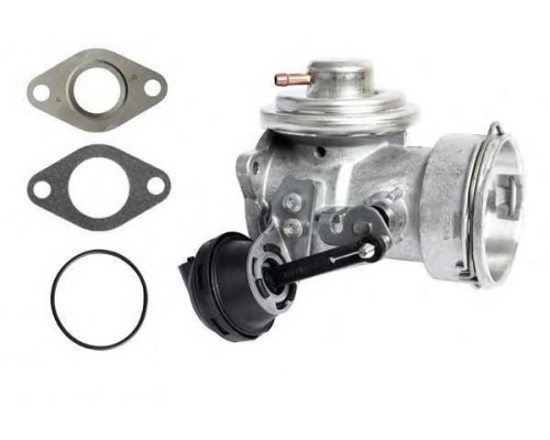 Клапан EGR рециркуляции отработанных газов (двигатель BJB) VW Caddy III 1.9TDI 2004-2010 7451D WAHLER (Германия)