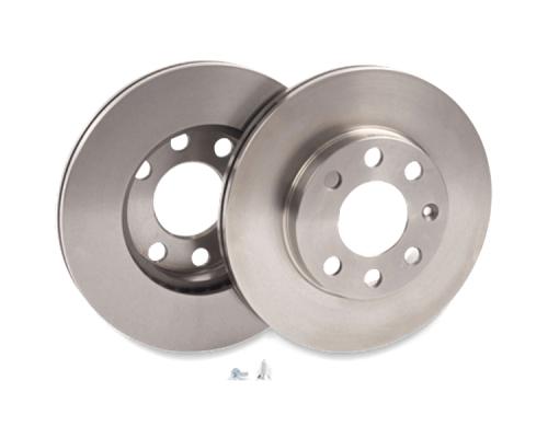 Тормозной диск передний (300х28мм) MB Vito 639 2003- BG3838 DELPHI (США)