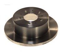 Тормозной диск задний (280x16мм, R15) Fiat Ducato / Citroen Jumper / Peugeot Boxer 2002-2006 BG3853 DELPHI (США)