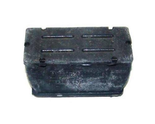 Комплект подушек передней пластиковой рессоры MB Sprinter 208-416 95-06 BG-13-22 BELGUM (Украина)