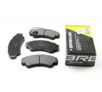 Тормозные колодки передние (с датчиком, R16) Fiat Ducato / Citroen Jumper / Peugeot Boxer 1994-2006 BP2998 BREMSI (Италия)