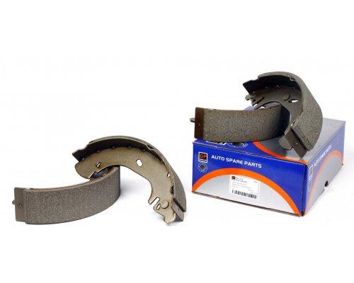Тормозные колодки задние барабанные (280х65мм) Renault Master II / Opel Movano 1998-2010 BS1310 DP Group (Турция)